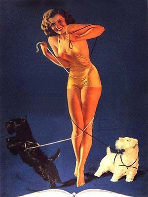 The Rolf Armstrong Girls