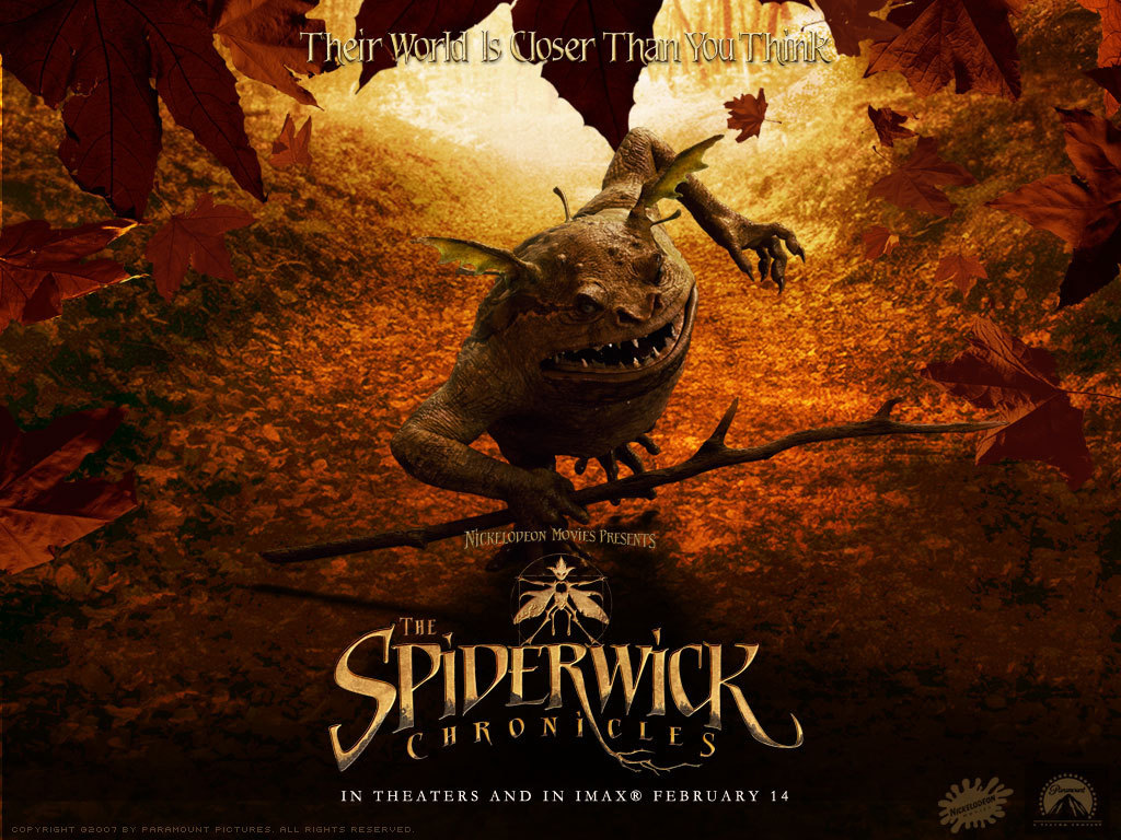 spiderwick chronicles Ver y descargar the spiderwick chronicles pelicula online gratis - lapeliculascom.