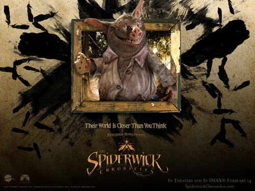 The Spiderwick Chronicles achtergrond