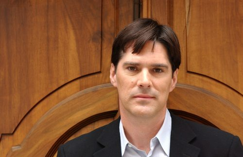 Thomas Gibson wallpaper possibly containing a business suit and a suit called Thomas Gibson