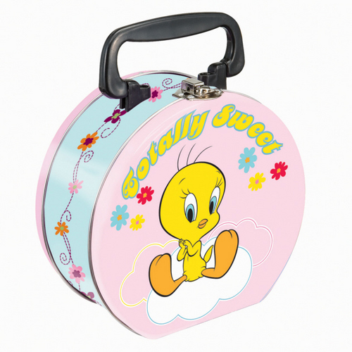 Lunch Boxes karatasi la kupamba ukuta called Tweety Mini Lunch Box