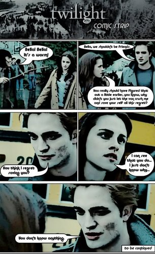 Twilight Comic (Greenhouse Scene)