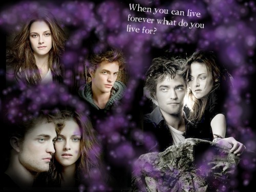 Edward Cullen wallpaper probably containing a portrait entitled Twilight