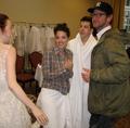 Vanity Fair: Behind the Scenes