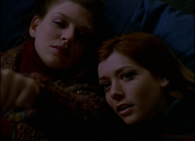 Willow and Tara