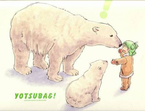 Yotsuba & the Zoo!
