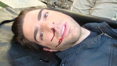 Zachary Quinto Behind The Scenes