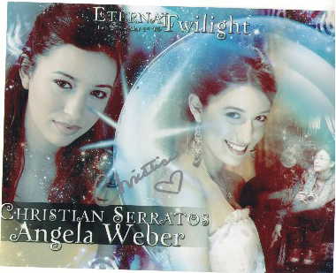 Christian Serratos wallpaper possibly with a portrait entitled christian