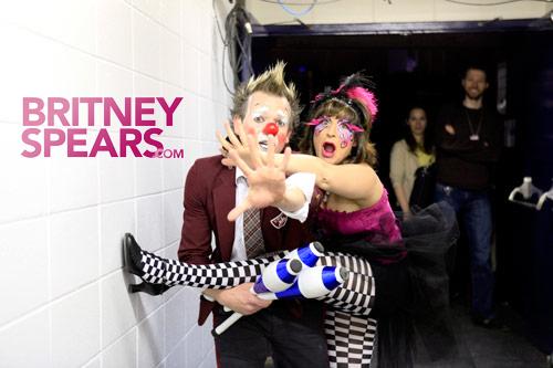circustour backstage