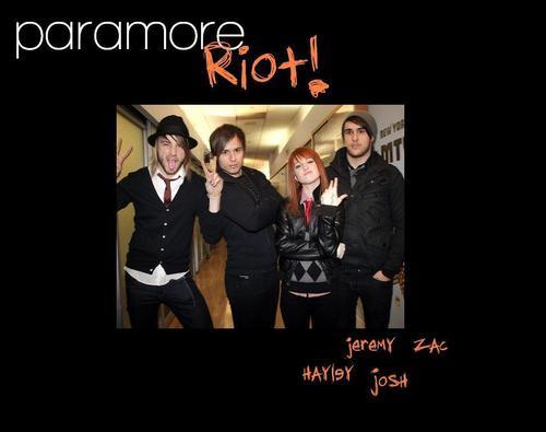 Paramore Обои 2