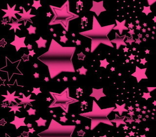 pretty ピンク stars