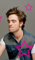 rob in dossier - twilight-series photo