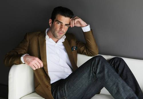 Zachary Quinto wallpaper with a well dressed person called zach