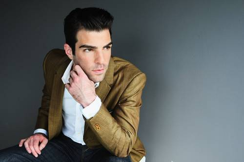 Zachary Quinto wallpaper possibly containing a business suit and a well dressed person called zach