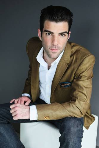 Zachary Quinto wallpaper probably containing a business suit and a well dressed person called zach
