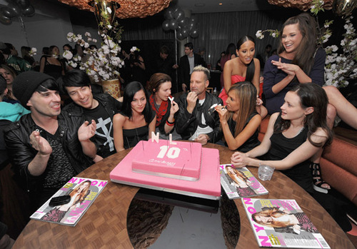 Nylon Magazine Hosts 10th Anniversary Celebration