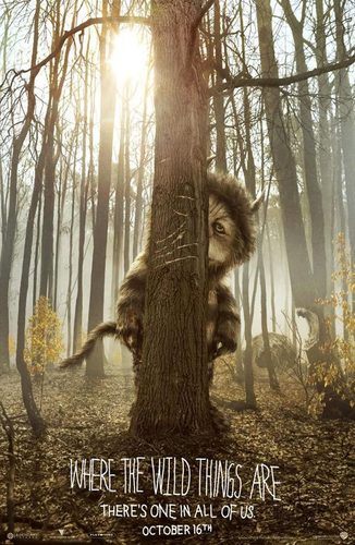 'Where The Wild Things Are' Official Movie Poster #2