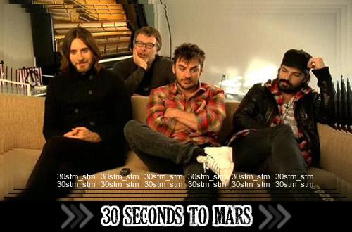 30 секунды To Mars <3