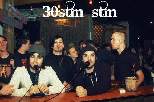 30 secondes To Mars <3