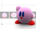 3D Model Kirby