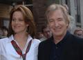 Alan Rickman & Sigourney Weaver