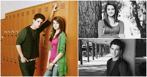 The Secret Life of the American Teenager wallpaper entitled Amy and Ricky