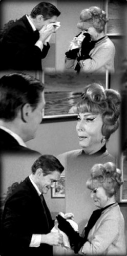 And Then There Were Three Bewitched Scene ... awww,lol!