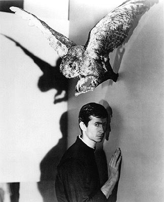 Anthony Perkins in Psycho - psycho Photo