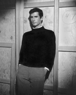 Psycho wallpaper entitled Anthony Perkins
