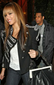 Beyoncé and jay Z at the Waverly Inn