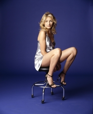 cameron diaz wallpaper probably containing tights and skin entitled Cameron