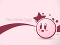 Canvas Curse Wallpaper - kirby wallpaper