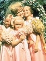 Carol Brady and Daughters