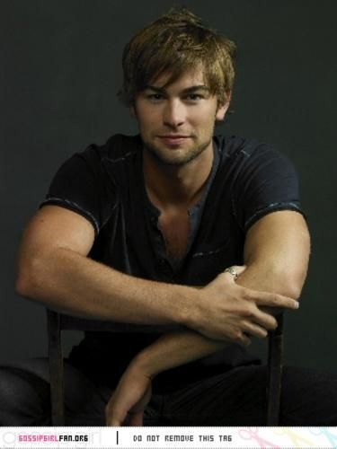 Nate Archibald wallpaper possibly containing a portrait called Chace Crawford