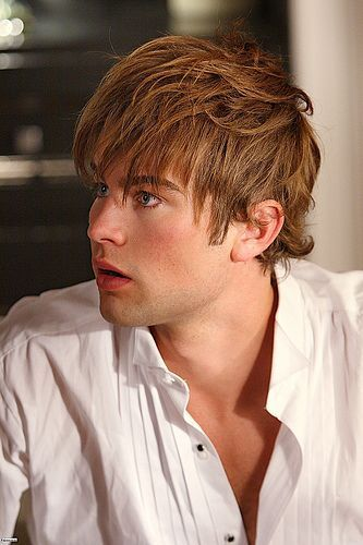 Nate Archibald wallpaper probably with a portrait entitled Chace Crawford