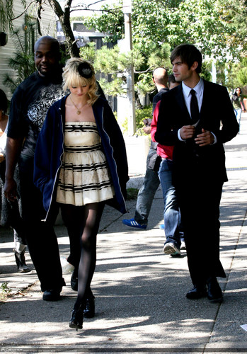 Chace and Taylor