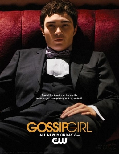 Gossip Girl fond d'écran containing a business suit titled Chuck