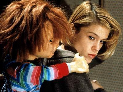 Chucky attacks!!!!