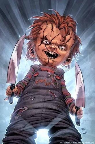 Comic Chucky