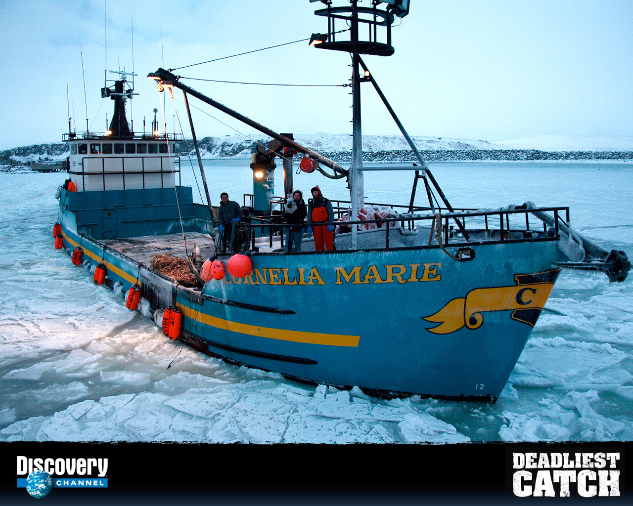 Deadliest Catch Cornelia Marie