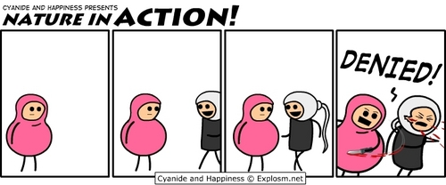 Cyanide and Happiness presents....