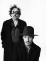 Depp & Burton