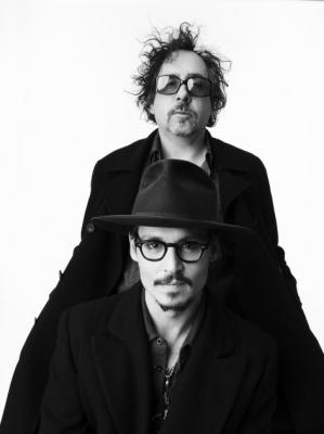 Depp & 버튼, burton