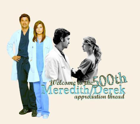 Derek & Meredith <3
