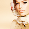 Doutzen Kroes photo probably containing a bonnet titled Doutzen