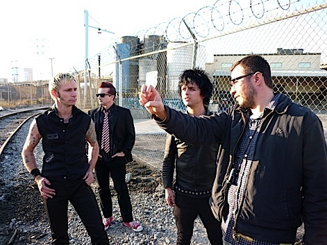 EXCLUSIVE: foto from the set of 'Know Your Enemy' Video Shoot!