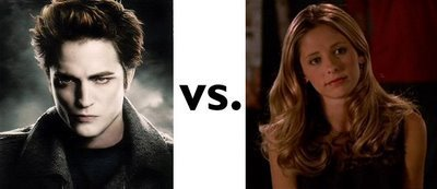Edward vs Buffy