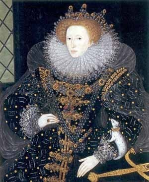 re e regine wallpaper probably containing a sopravveste, surcotto and a chainlink fence called Elizabeth I Of England