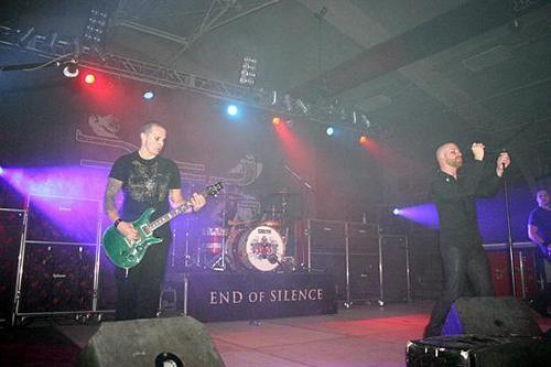 End of Silence Tour