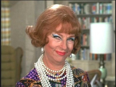 Bewitched wallpaper entitled Endora